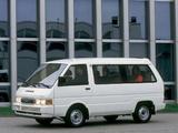 Nissan Vanette Coach EU-spec (C22) 1986–89 wallpapers