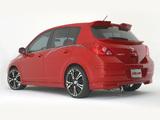 Stillen Nissan Versa 2006–09 pictures