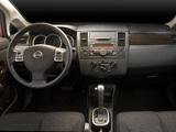 Nissan Versa Sedan 2009–11 images
