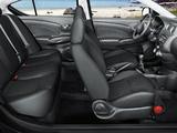 Nissan Versa Sedan BR-spec (B17) 2011 images