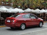 Nissan Versa Sedan BR-spec (B17) 2011 photos