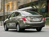 Nissan Versa Sedan BR-spec (B17) 2011 pictures