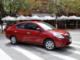 Photos of Nissan Versa Sedan BR-spec (B17) 2011