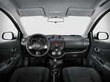 Pictures of Nissan Versa Sedan BR-spec (B17) 2011