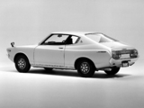 Nissan Violet SSS Coupe (710) 1973–77 pictures