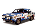 Nissan Violet Rally Car (A10) 1978–82 pictures