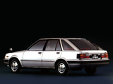 Nissan Violet Liberta Hatchback (T11) 1981–82 wallpapers