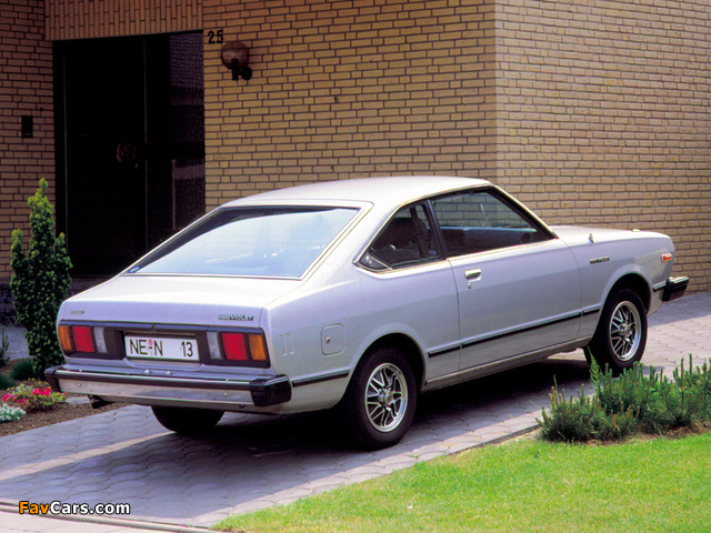 Photos of Nissan Violet Coupe (A10) 1979–81 (640 x 480)
