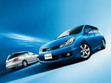 Nissan Wingroad Aero (Y12) 2005 images