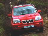 Images of Nissan X-Trail UK-spec (T30) 2001–04