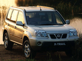 Images of Nissan X-Trail ZA-spec (T30) 2001–04