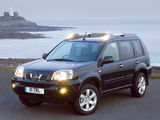 Images of Nissan X-Trail UK-spec (T30) 2004–07