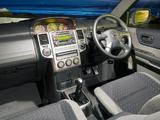 Images of Nissan X-Trail UK-spec (T30) 2004–07