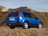 Images of Nissan X-Trail UK-spec (T31) 2007–10