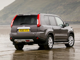 Images of Nissan X-Trail Platinum Edition UK-spec (T31) 2011–12