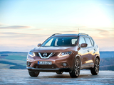 Images of Nissan X-Trail (T32) 2014