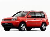 Nissan X-Trail JP-spec (T30) 2000–03 wallpapers