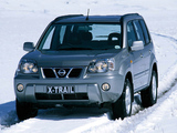 Nissan X-Trail UK-spec (T30) 2001–04 images