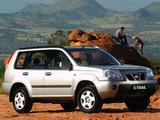Nissan X-Trail ZA-spec (T30) 2001–04 images