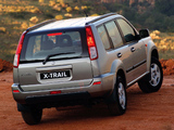 Nissan X-Trail ZA-spec (T30) 2001–04 photos