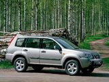 Nissan X-Trail (T30) 2001–04 photos