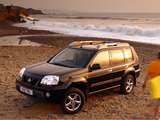 Nissan X-Trail UK-spec (T30) 2001–04 photos