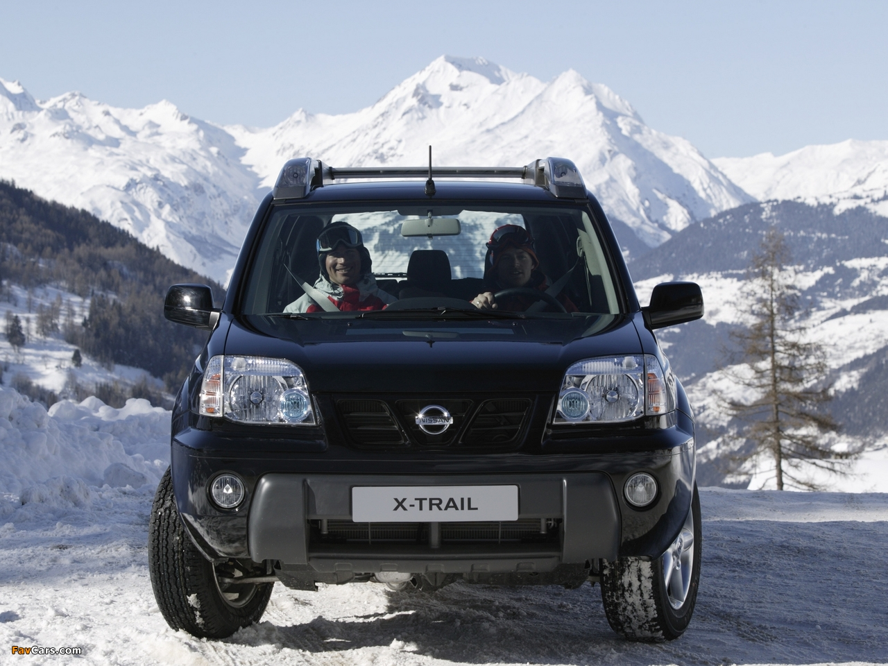 Nissan X Trail T30 2001 04 Pictures 1280x960