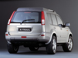 Nissan X-Trail (T30) 2001–04 pictures