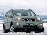 Nissan X-Trail UK-spec (T30) 2001–04 pictures