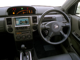 Nissan X-Trail FCV 2002 photos