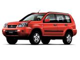 Nissan X-Trail JP-spec (T30) 2003–07 photos