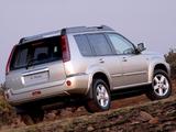 Nissan X-Trail ZA-spec (T30) 2004–07 images