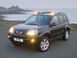 Nissan X-Trail UK-spec (T30) 2004–07 images