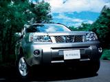 Nissan X-Trail (T30) 2004–07 photos