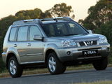 Nissan X-Trail ZA-spec (T30) 2004–07 photos