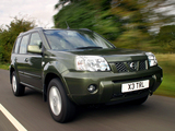 Nissan X-Trail UK-spec (T30) 2004–07 photos