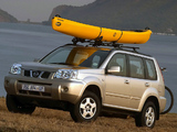Nissan X-Trail ZA-spec (T30) 2004–07 pictures