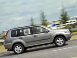 Nissan X-Trail UK-spec (T30) 2004–07 wallpapers