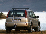 Nissan X-Trail ZA-spec (T30) 2004–07 wallpapers