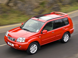 Nissan X-Trail Columbia UK-spec (T30) 2006–07 images
