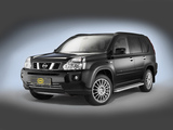 Cobra Nissan X-Trail (T31) 2007–10 pictures