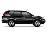 Nissan X-Trail Tekna (T31) 2009–10 images