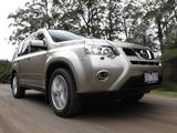 Nissan X-Trail AU-spec (T31) 2010 images