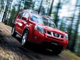 Nissan X-Trail JP-spec (T31) 2010 pictures
