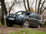 Nissan X-Trail UK-spec (T31) 2010 wallpapers