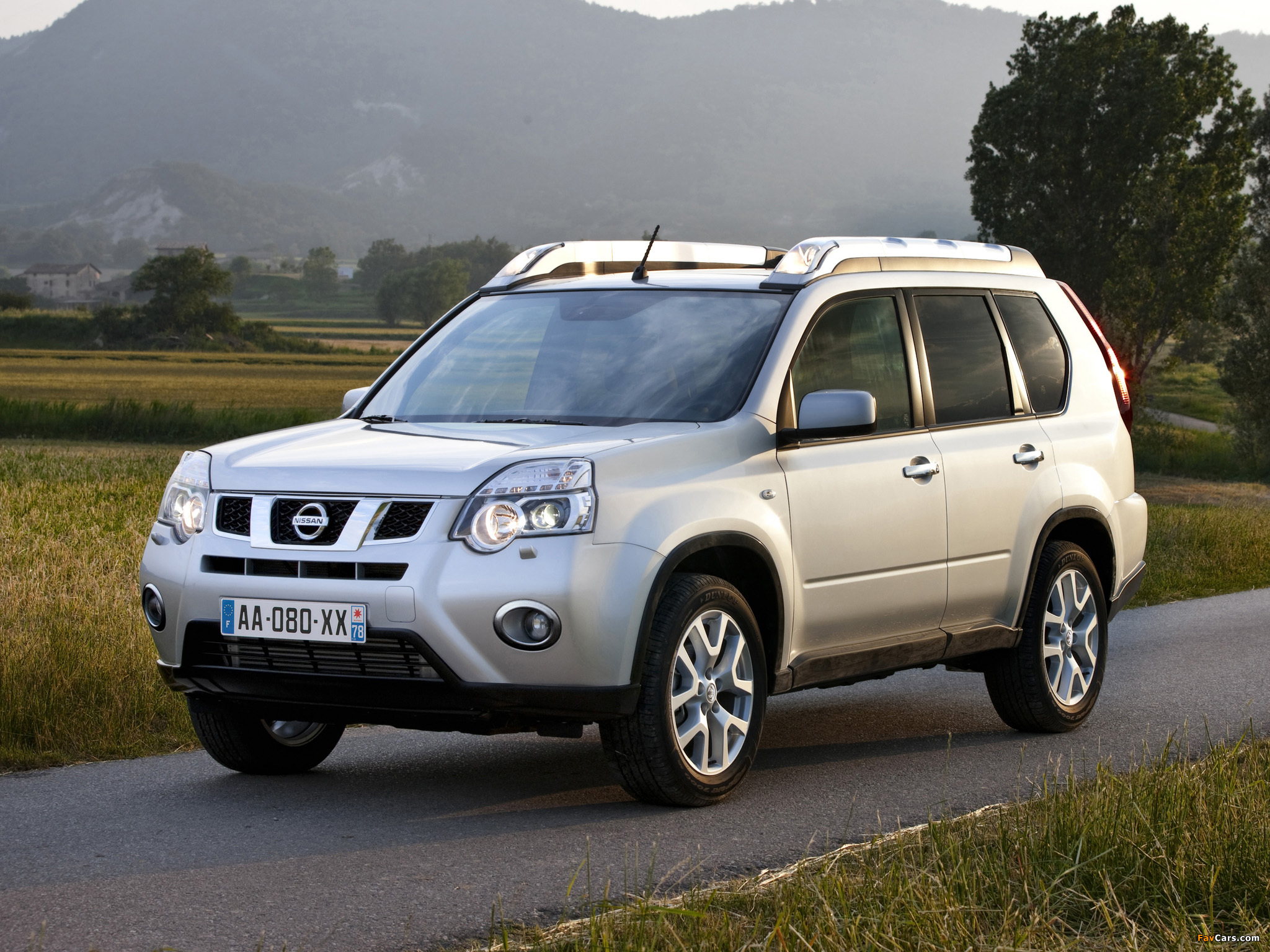 nissan x trail t31 2010 wallpapers 2048x1536. Black Bedroom Furniture Sets. Home Design Ideas