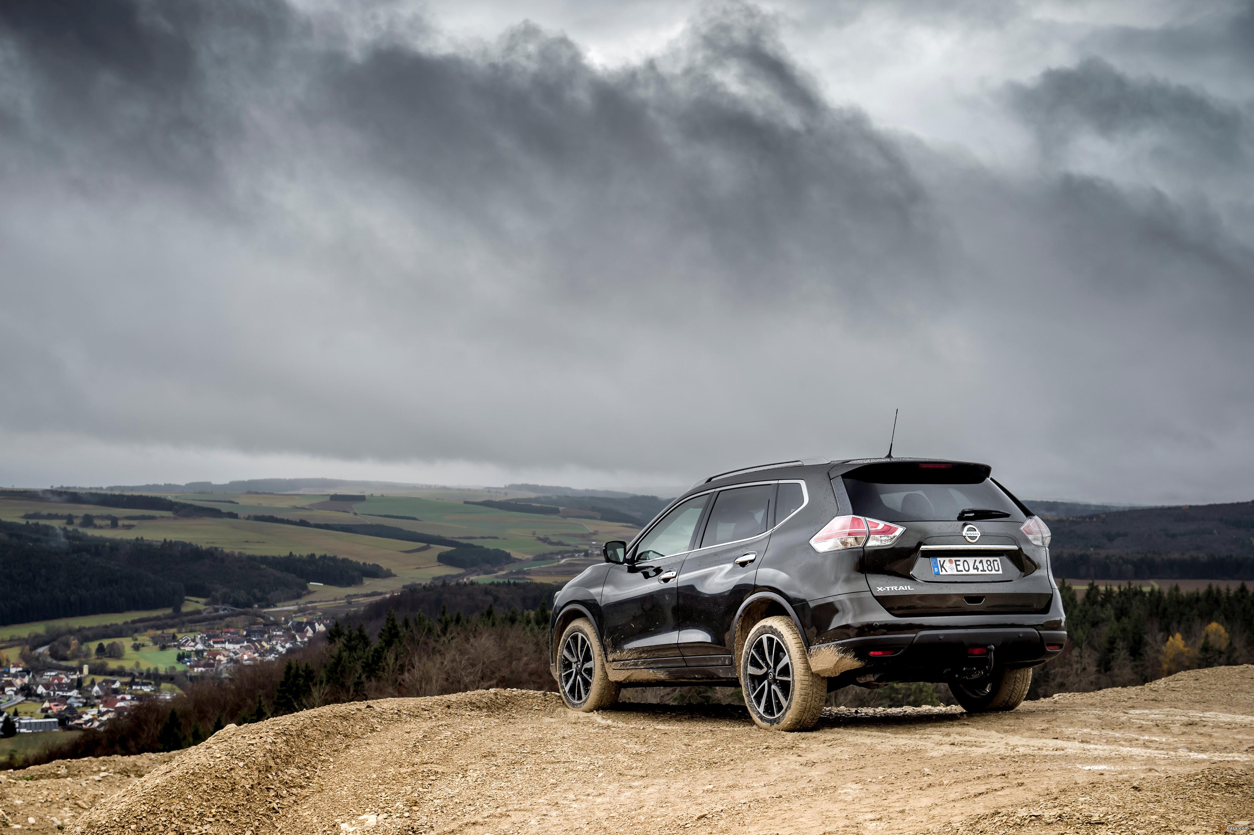 Nissan X-Trail (T32) 2014 photos (4096 x 2726)
