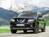 Nissan X-Trail (T32) 2014 wallpapers
