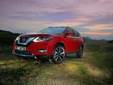 Nissan X-Trail (T32) 2017 wallpapers