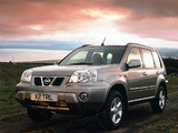 Photos of Nissan X-Trail UK-spec (T30) 2001–04